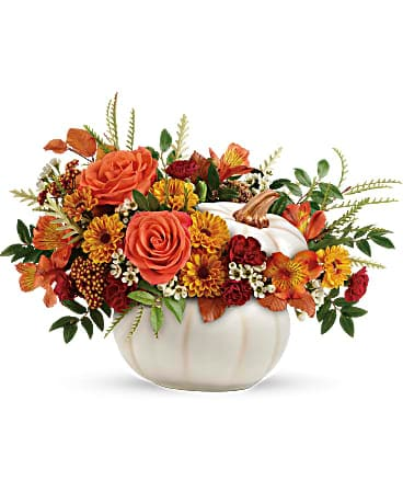 Moisson enchantée par de Teleflora bouquet fleur arrangement floral