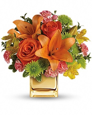 Bouquet Punch tropical de Teleflora