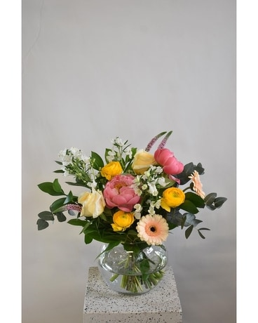Maman fleur formidable arrangement floral